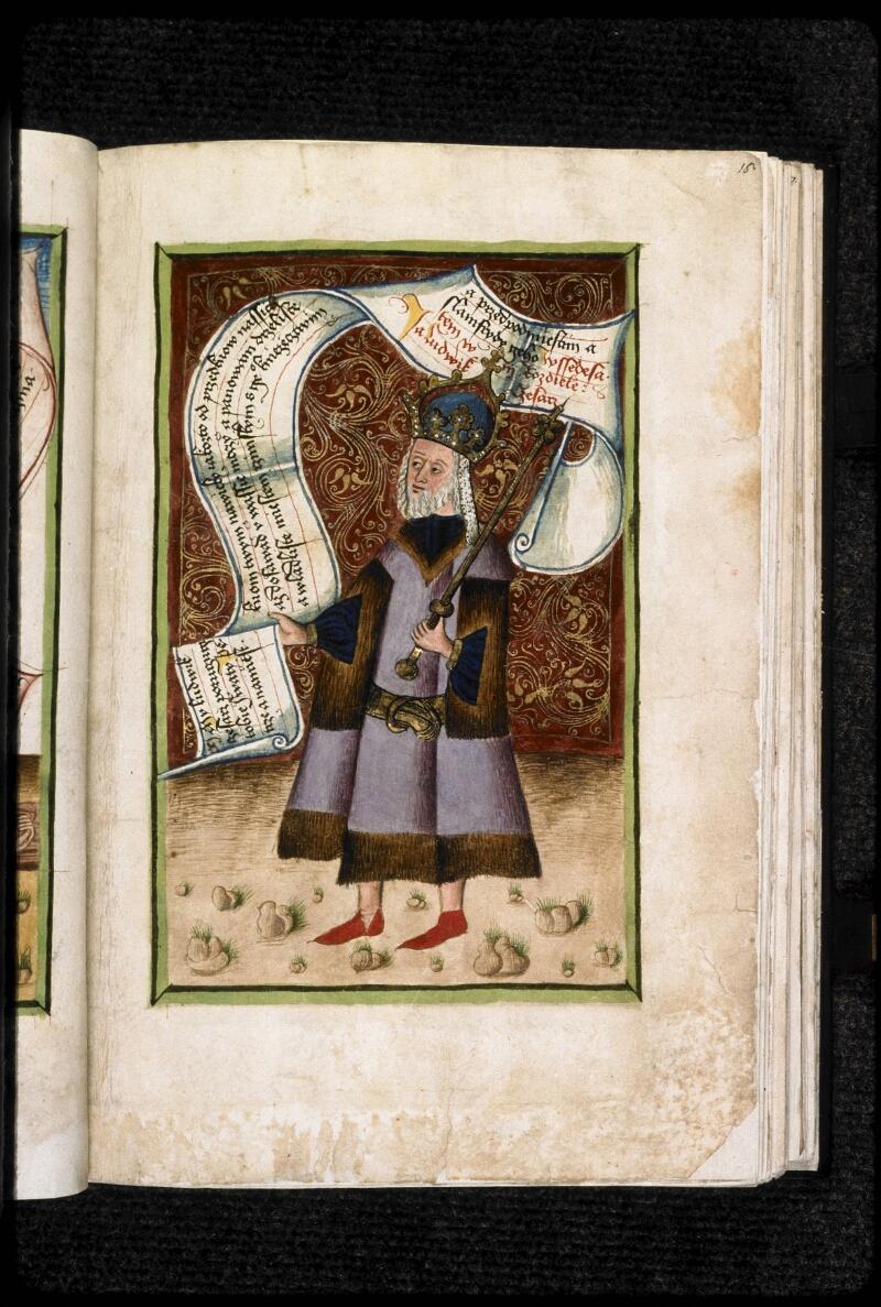 Prague, Musée nat., Bibl., IV. B. 24, f. 015