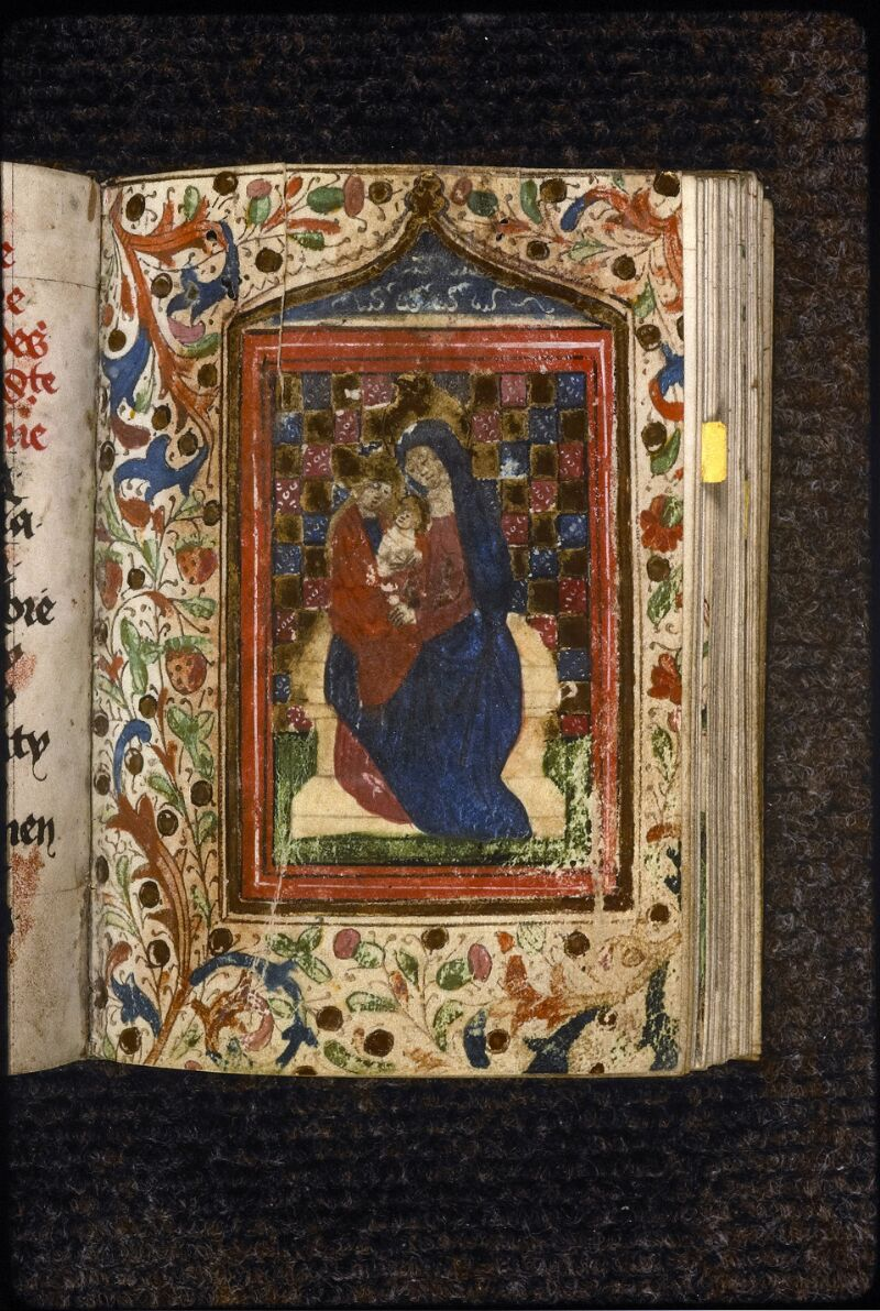 Prague, Musée nat., Bibl., IV. H. 31, p. 338 bis