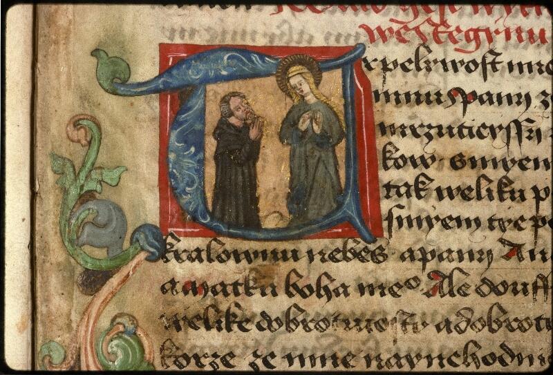 Prague, Musée nat., Bibl., IV. H. 32, f. 050 - vue 2