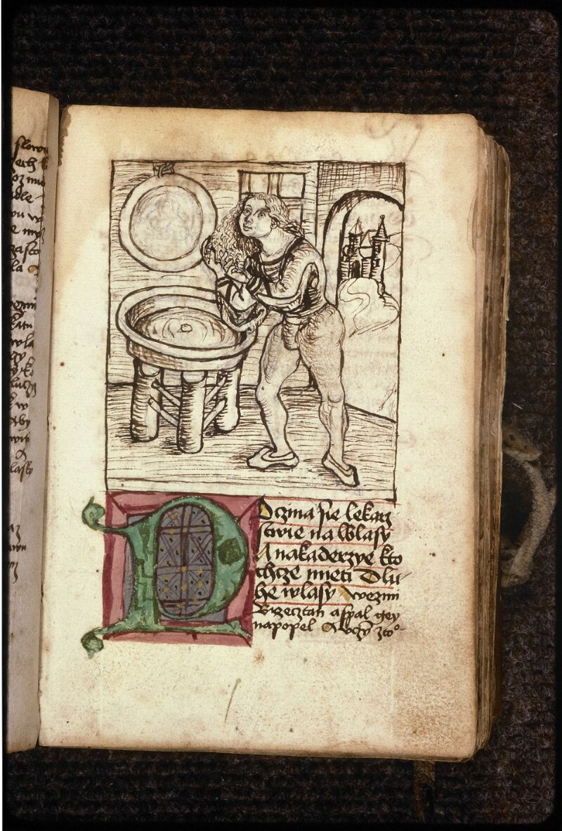 Prague, Musée nat., Bibl., IV. H. 60, p. 027 - vue 2