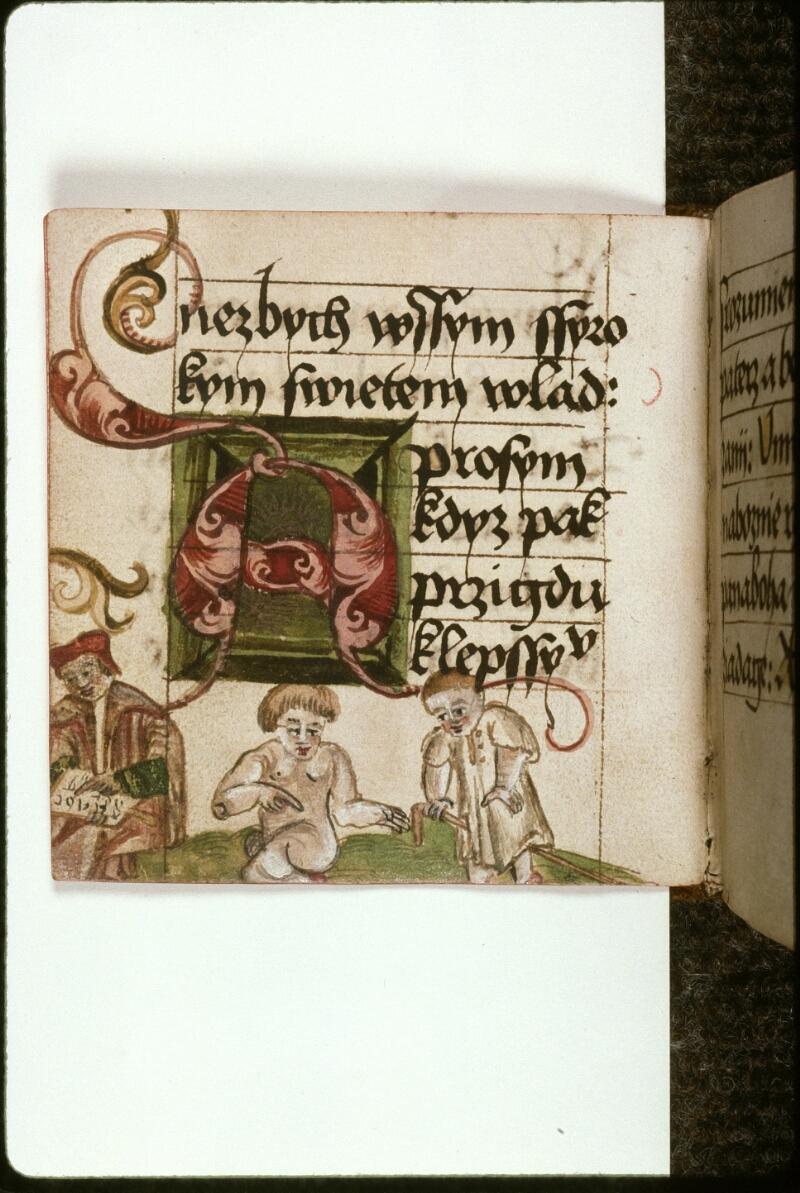 Prague, Musée nat., Bibl., V. H. 30, f. 005v