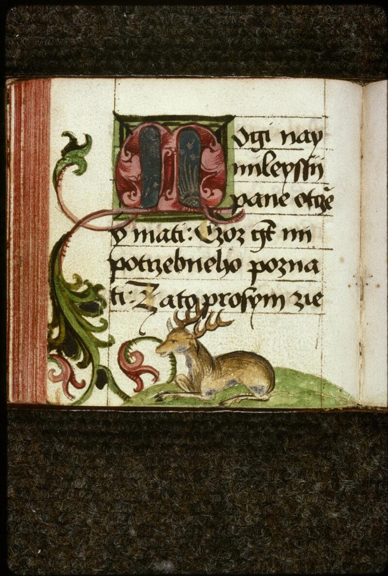 Prague, Musée nat., Bibl., V. H. 30, f. 061v