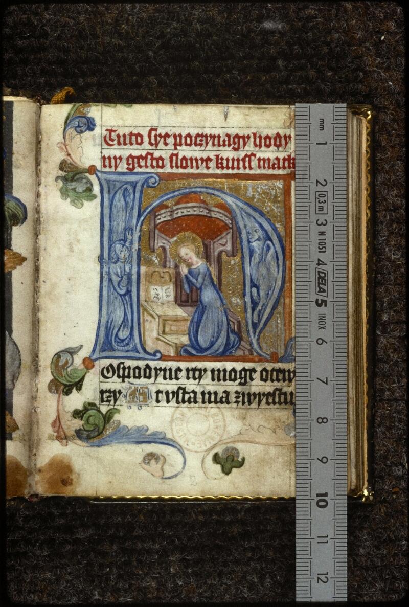 Prague, Musée nat., Bibl., V. H. 36, p. 001 - vue 1