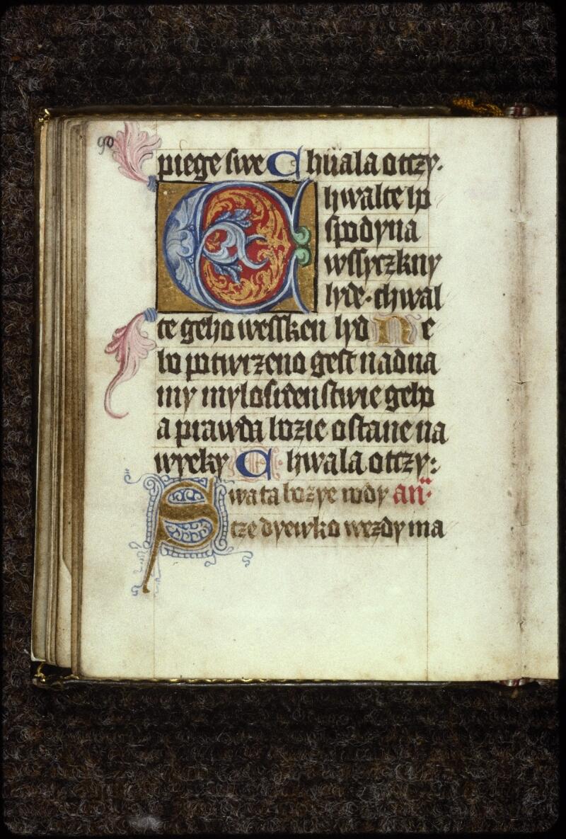 Prague, Musée nat., Bibl., V. H. 36, p. 090
