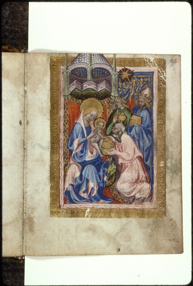 Prague, Musée nat., Bibl., V. H. 36, p. 095
