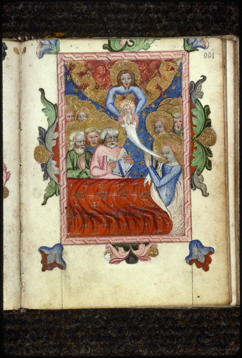 Prague, Musée nat., Bibl., V. H. 36, p. 150