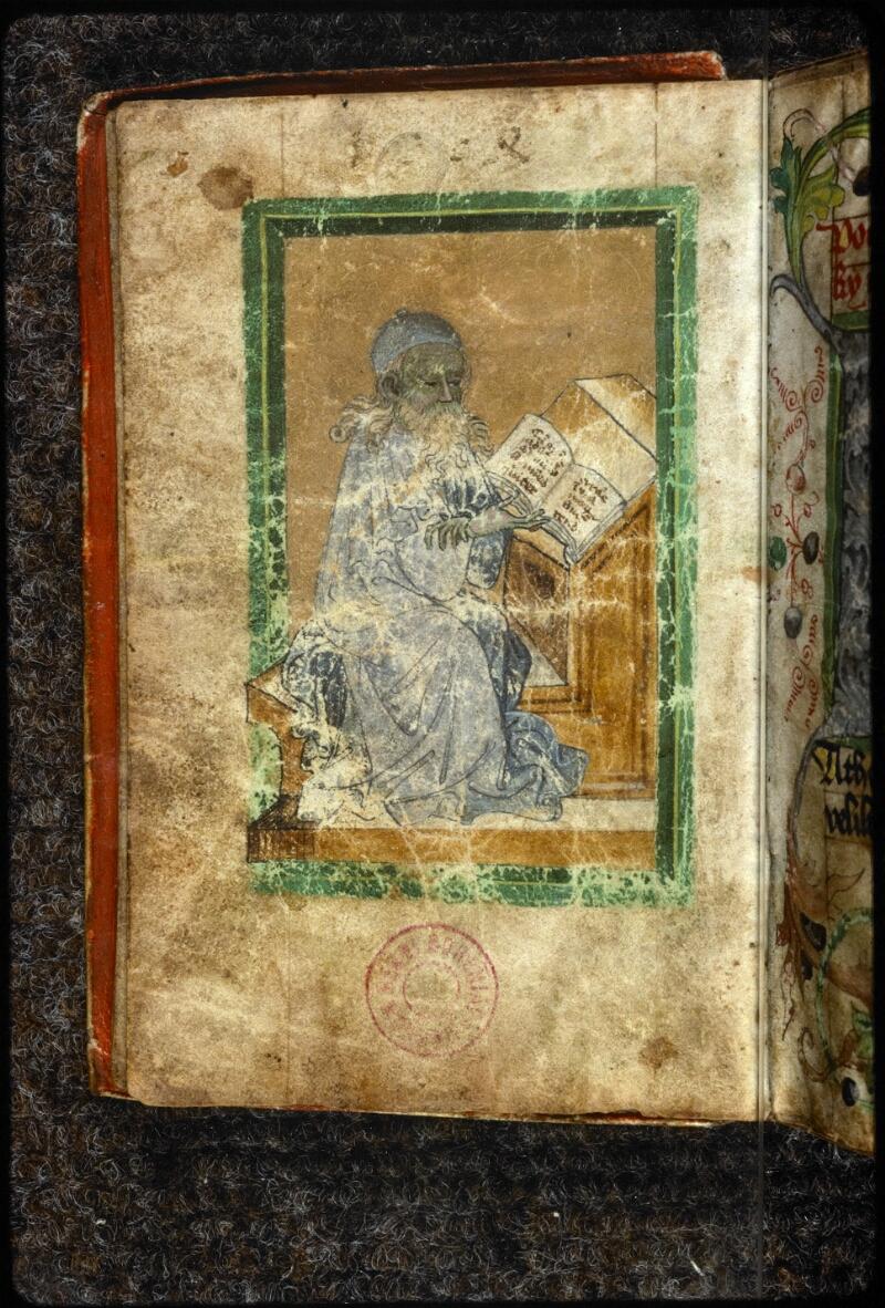 Prague, Musée nat., Bibl., V. H. 40, f. 000Av