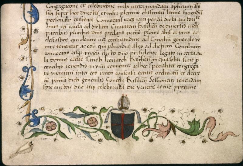 Prague, Musée nat., Bibl., VIII. D. 35, p. 001 - vue 3
