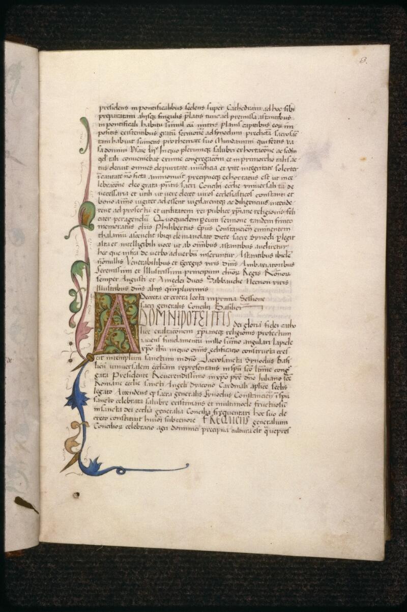 Prague, Musée nat., Bibl., VIII. D. 35, p. 003