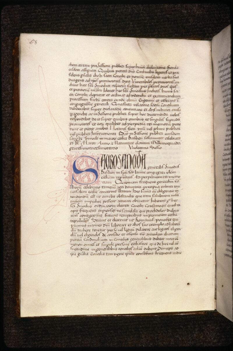 Prague, Musée nat., Bibl., VIII. D. 35, p. 058