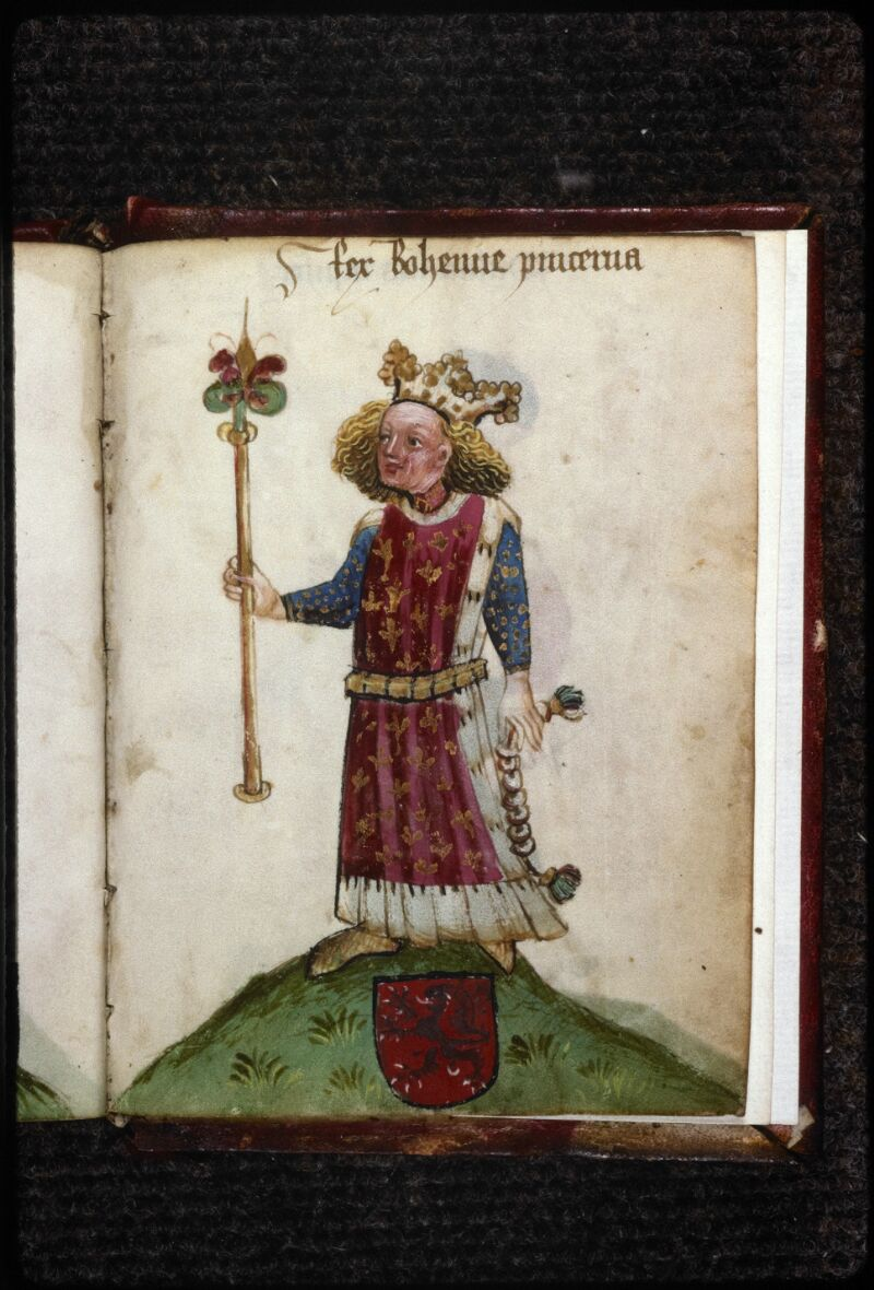 Prague, Musée nat., Bibl., VIII. G. 21, f. 131
