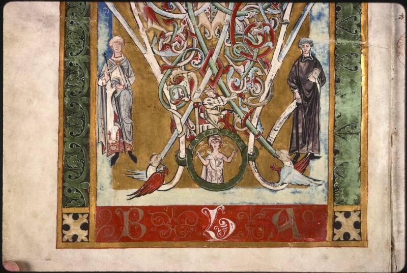 Prague, Musée nat., Bibl., X. A. 11, f. 001v - vue 4