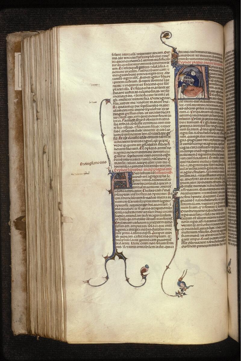 Prague, Musée nat., Bibl., XII. A. 10, f. 183v - vue 1