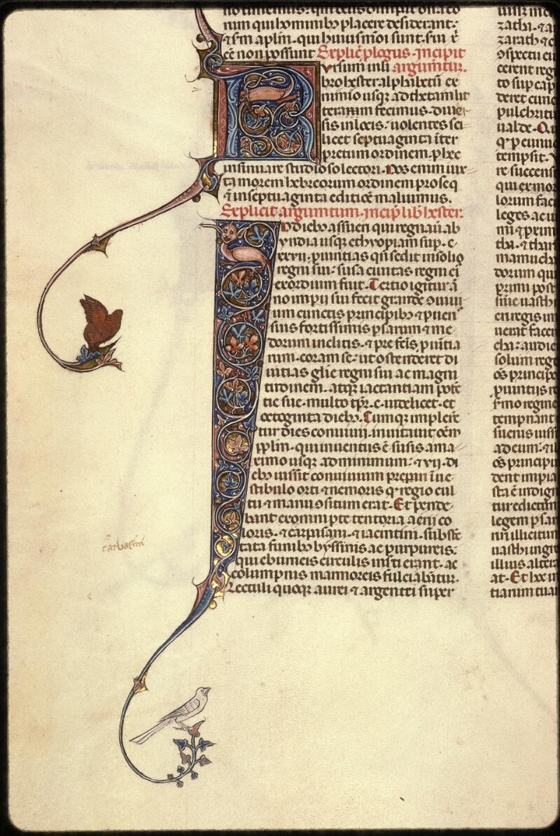 Prague, Musée nat., Bibl., XII. A. 10, f. 188v