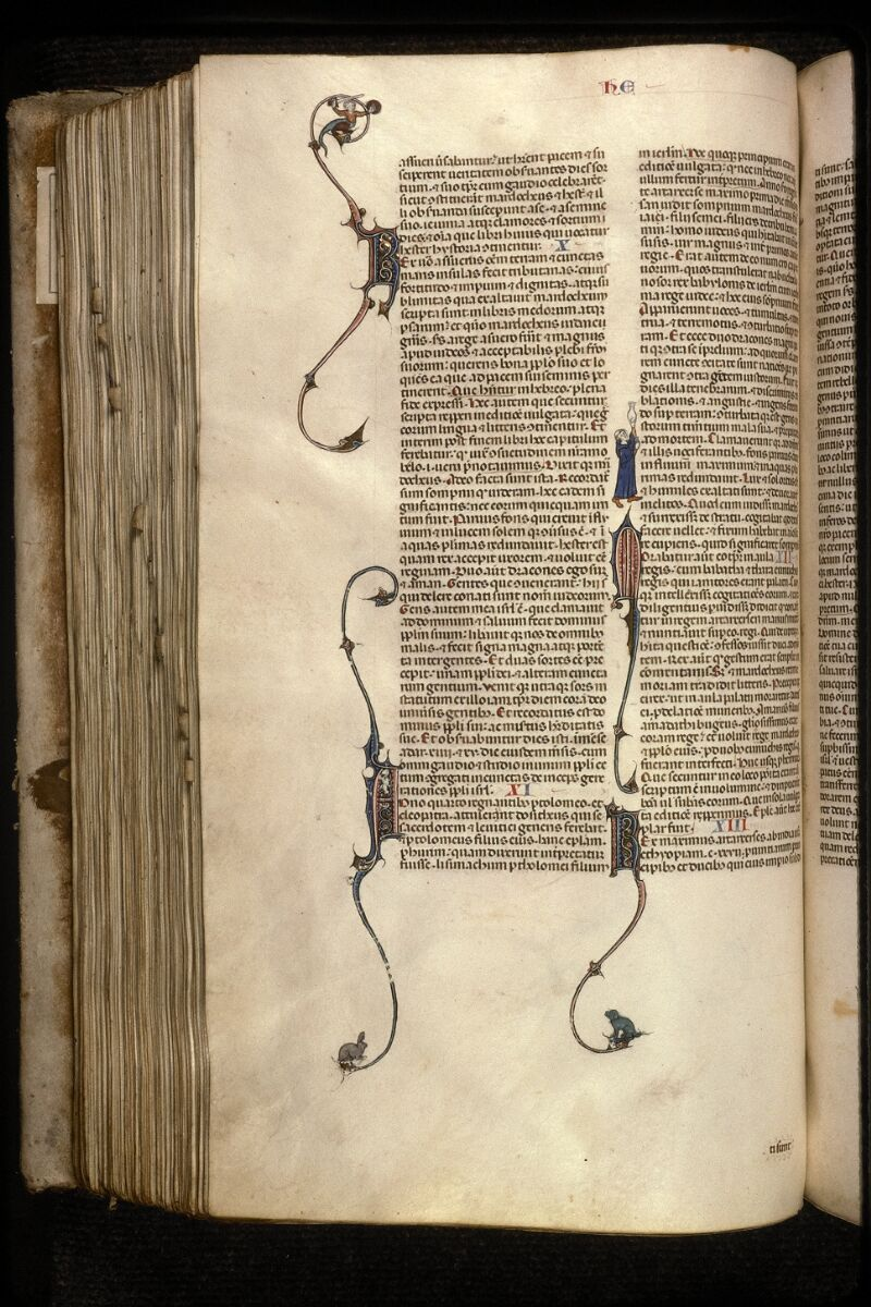 Prague, Musée nat., Bibl., XII. A. 10, f. 191v