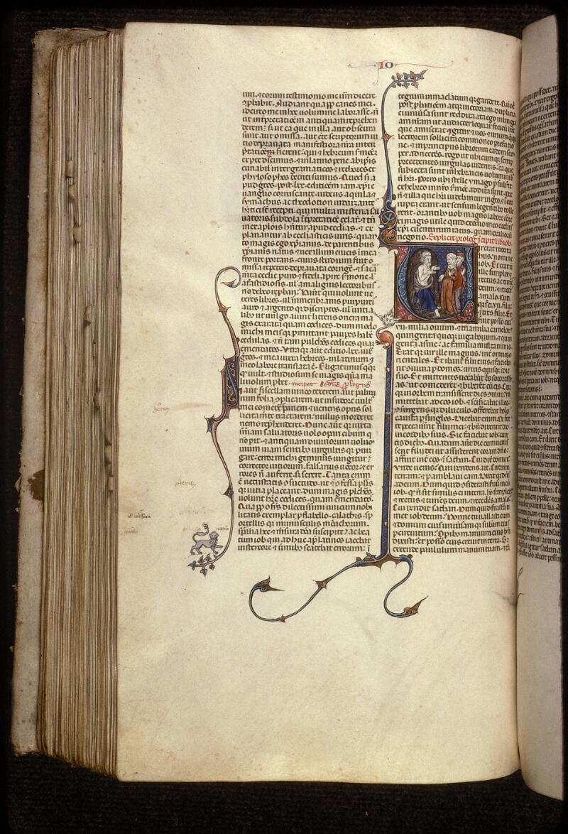 Prague, Musée nat., Bibl., XII. A. 10, f. 193v - vue 1