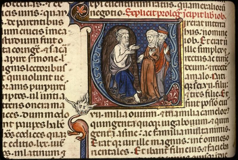 Prague, Musée nat., Bibl., XII. A. 10, f. 193v - vue 2
