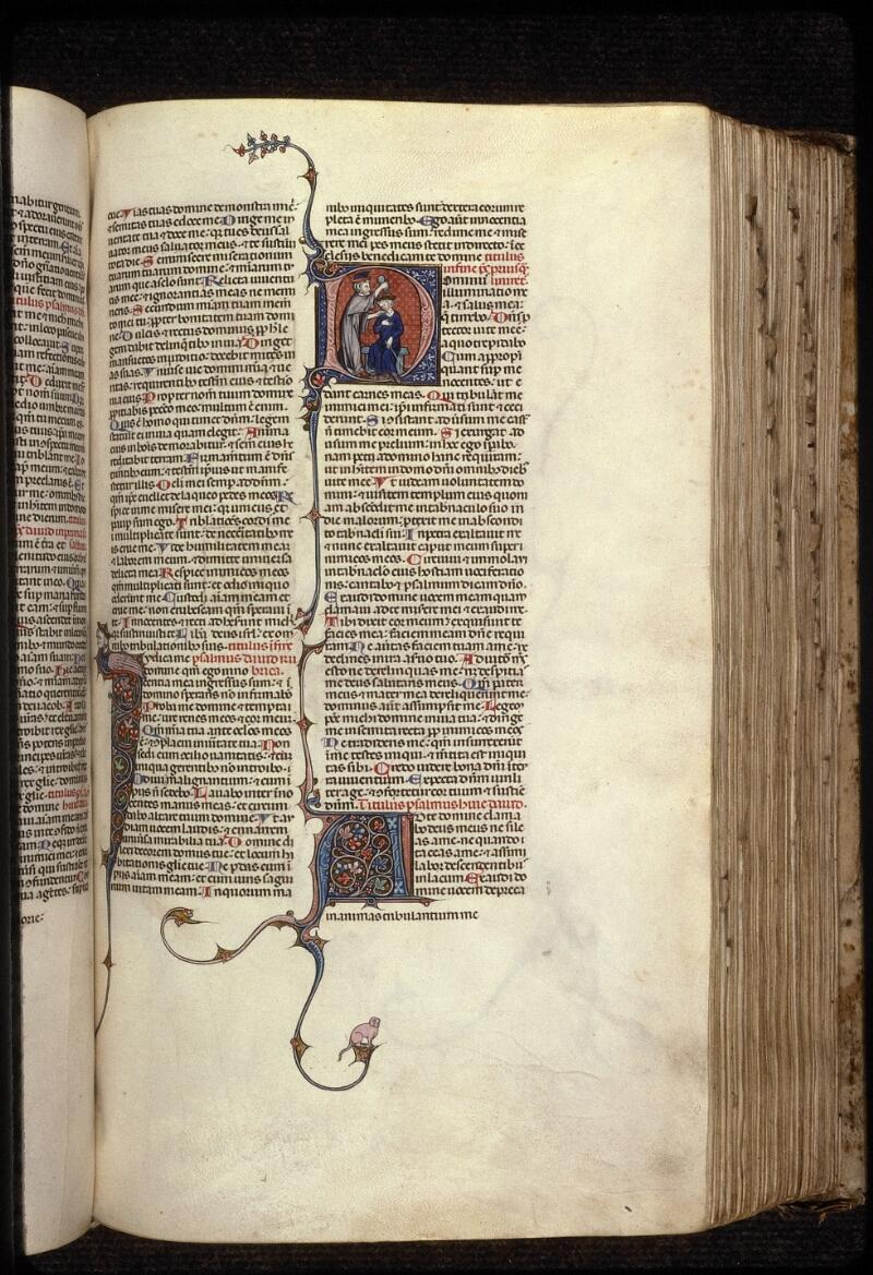 Prague, Musée nat., Bibl., XII. A. 10, f. 207 - vue 1