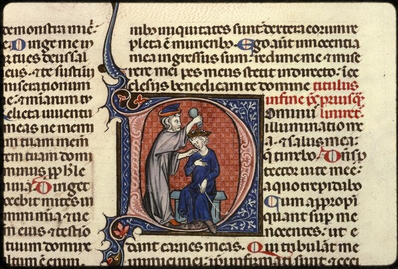 Prague, Musée nat., Bibl., XII. A. 10, f. 207 - vue 2