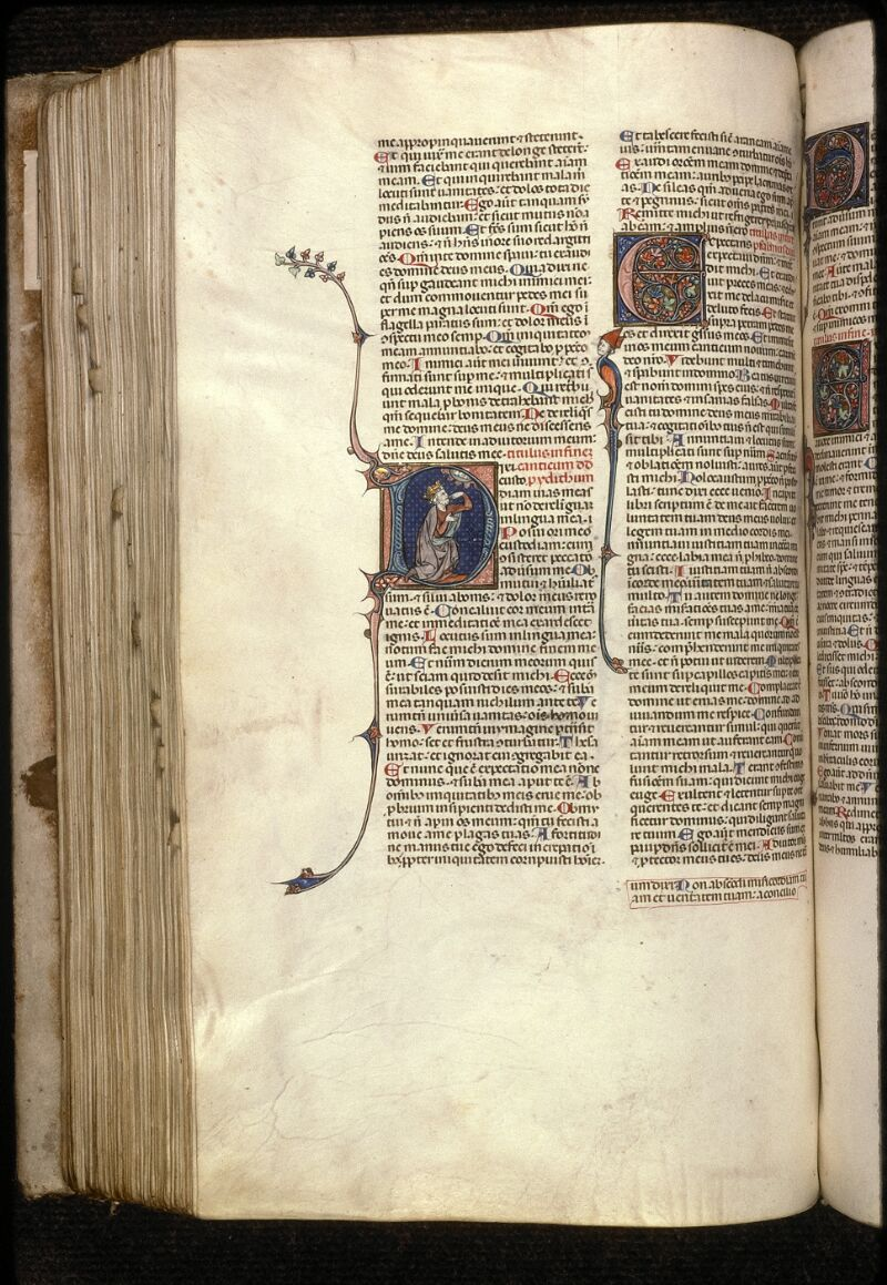 Prague, Musée nat., Bibl., XII. A. 10, f. 209v - vue 1