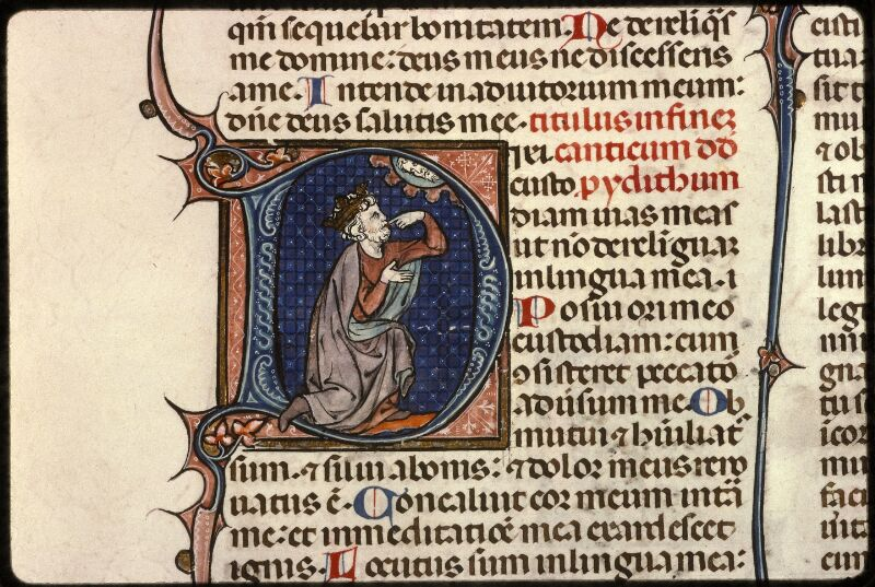 Prague, Musée nat., Bibl., XII. A. 10, f. 209v - vue 2