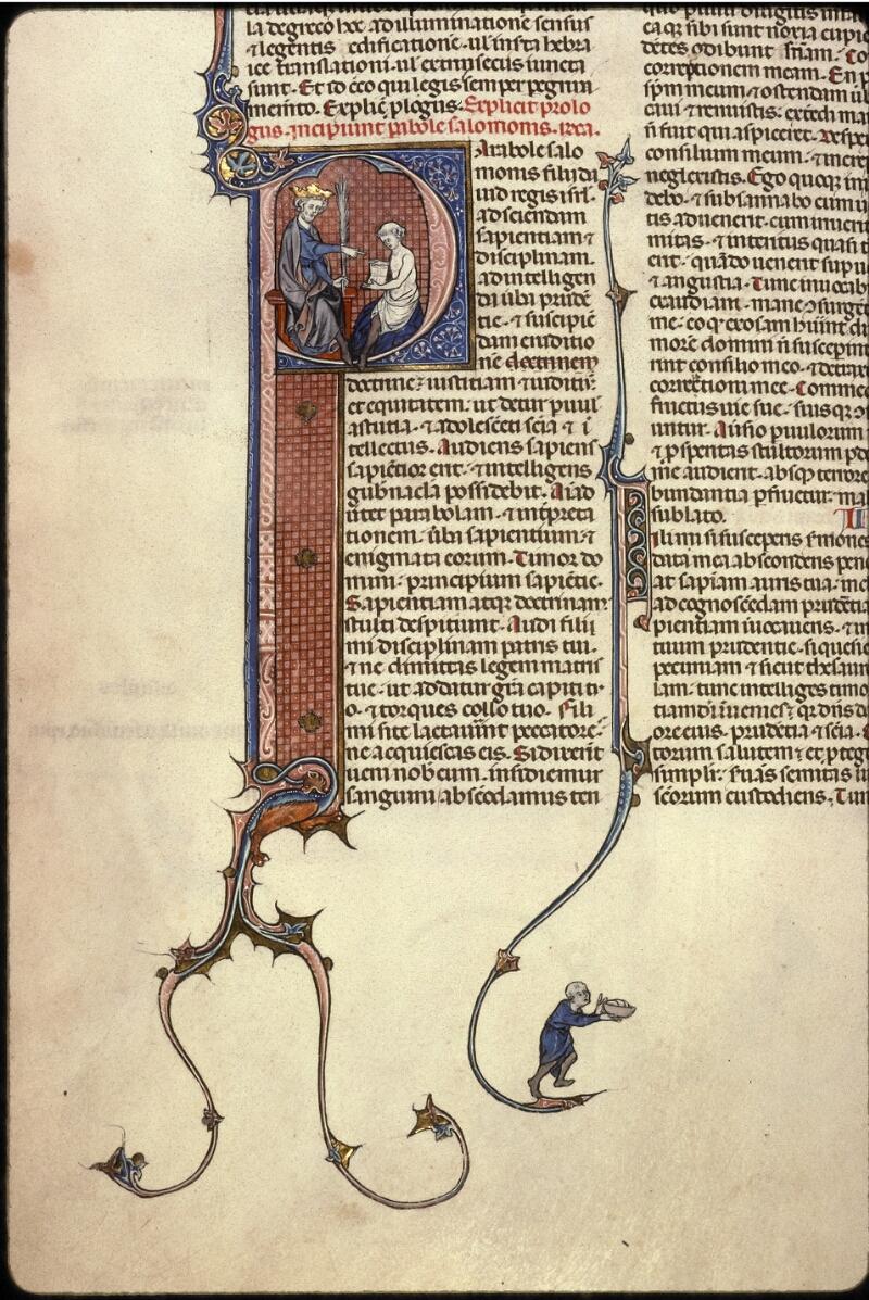 Prague, Musée nat., Bibl., XII. A. 10, f. 226v - vue 1