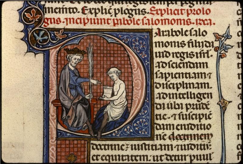 Prague, Musée nat., Bibl., XII. A. 10, f. 226v - vue 2