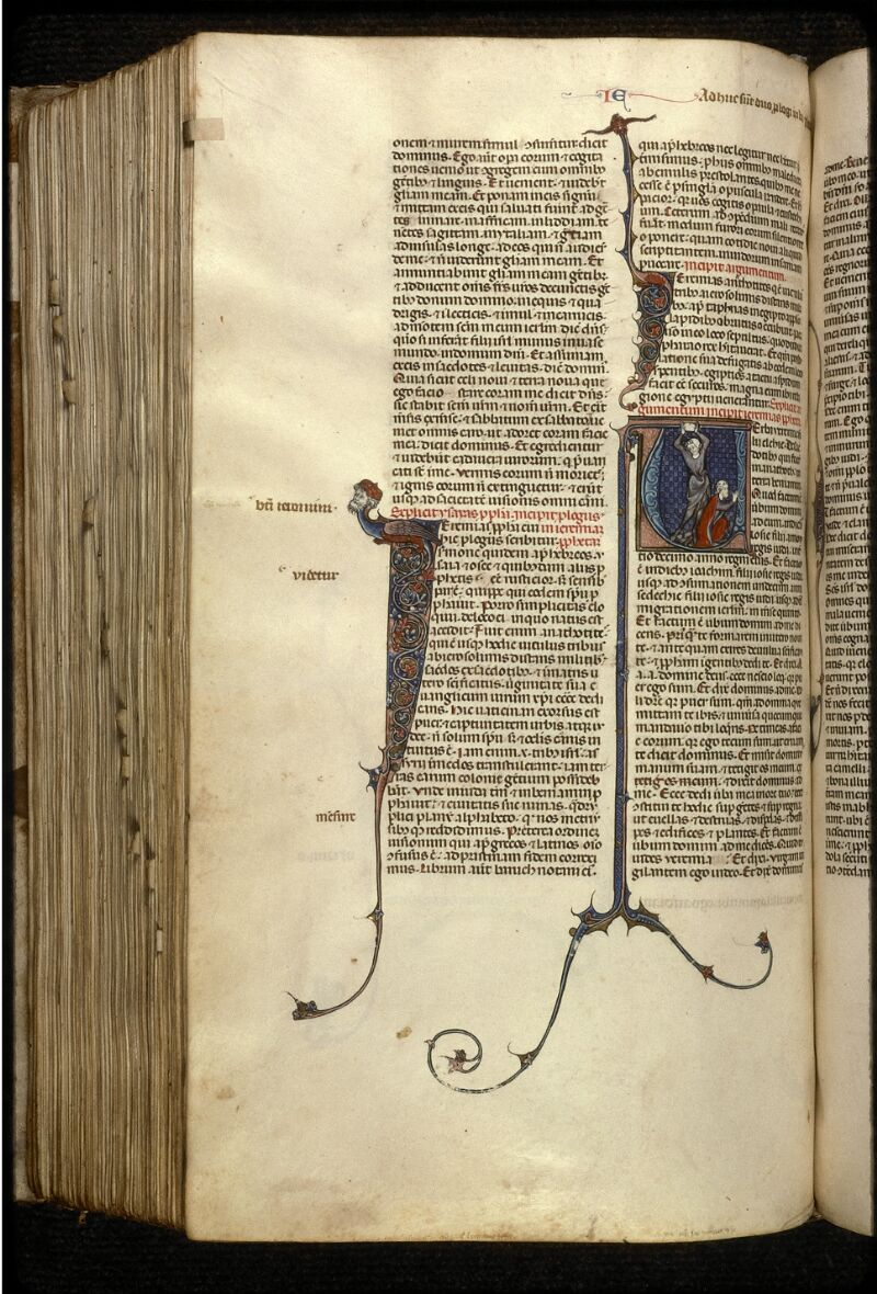 Prague, Musée nat., Bibl., XII. A. 10, f. 275v - vue 1