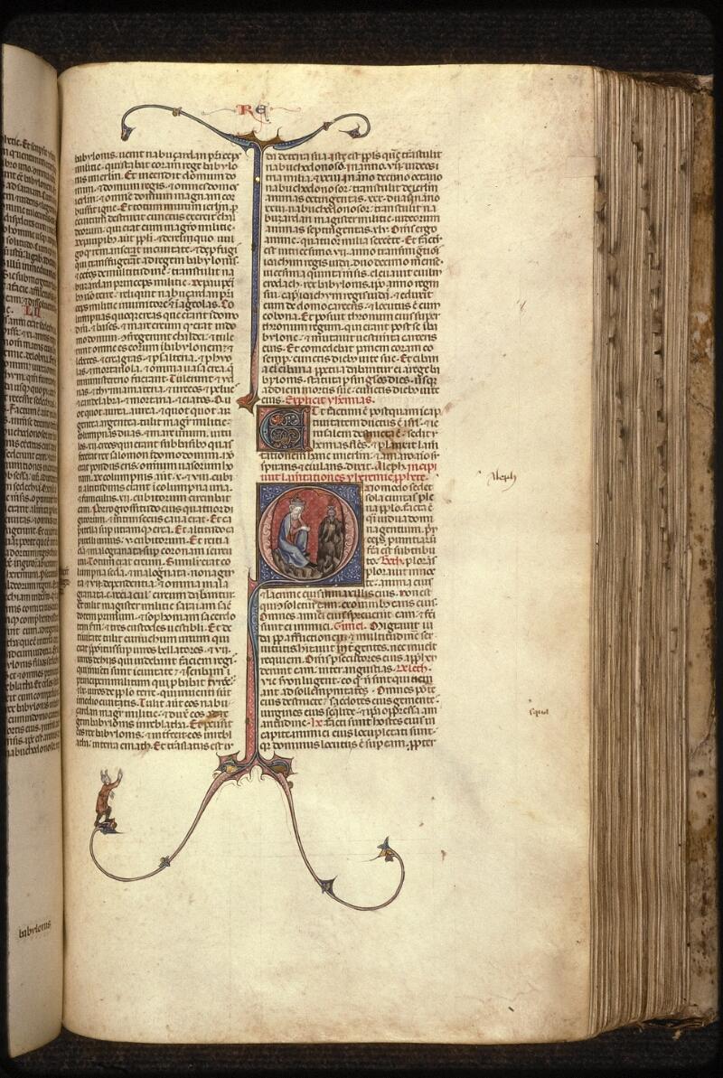 Prague, Musée nat., Bibl., XII. A. 10, f. 296 - vue 1