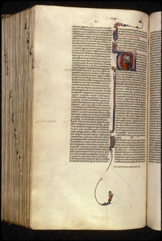 Prague, Musée nat., Bibl., XII. A. 10, f. 327v - vue 1