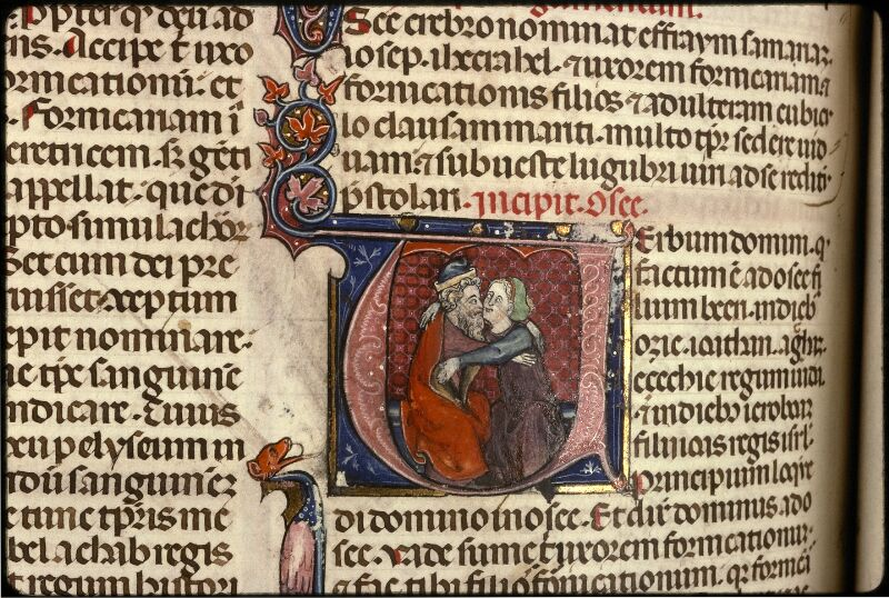 Prague, Musée nat., Bibl., XII. A. 10, f. 327v - vue 2