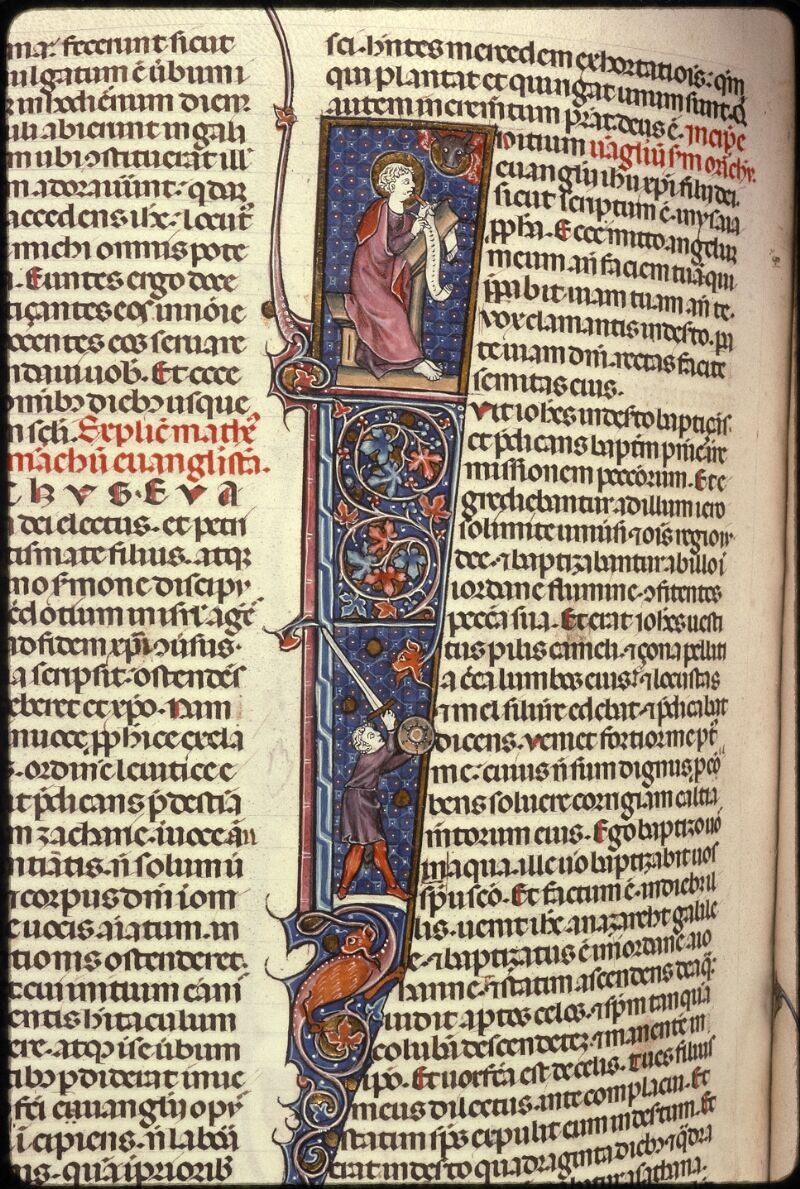 Prague, Musée nat., Bibl., XII. A. 10, f. 378v - vue 2