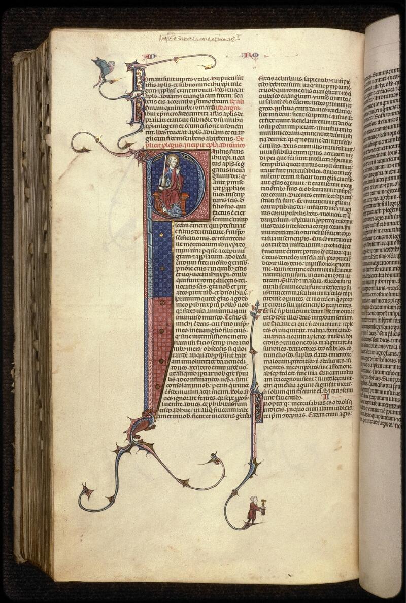Prague, Musée nat., Bibl., XII. A. 10, f. 408v - vue 1