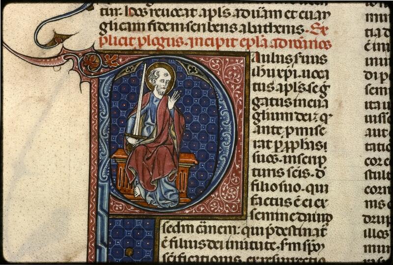 Prague, Musée nat., Bibl., XII. A. 10, f. 408v - vue 2