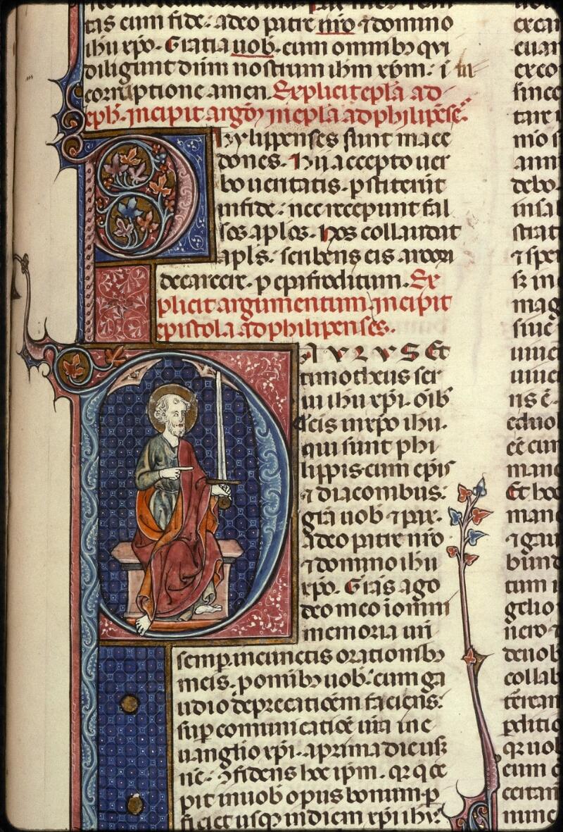 Prague, Musée nat., Bibl., XII. A. 10, f. 424
