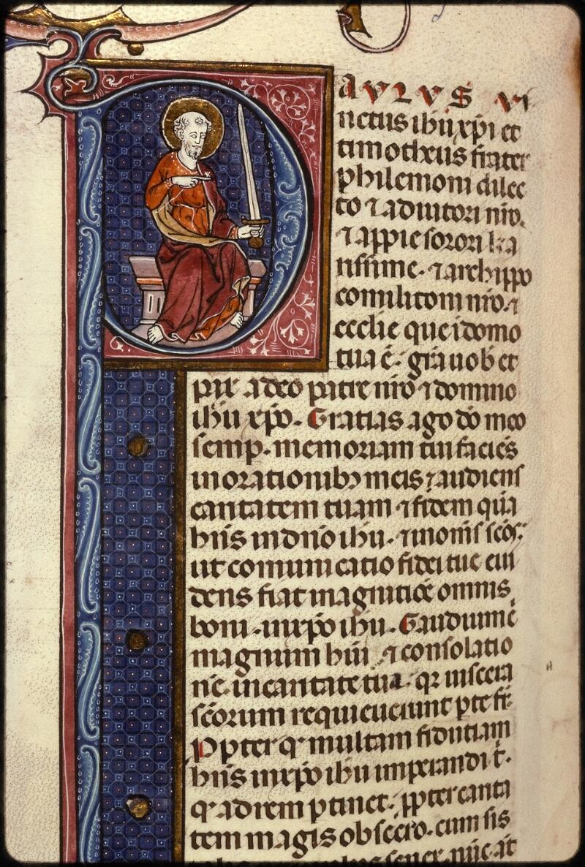 Prague, Musée nat., Bibl., XII. A. 10, f. 430v