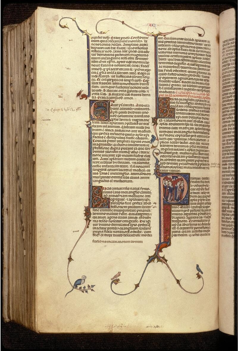 Prague, Musée nat., Bibl., XII. A. 10, f. 434v - vue 1