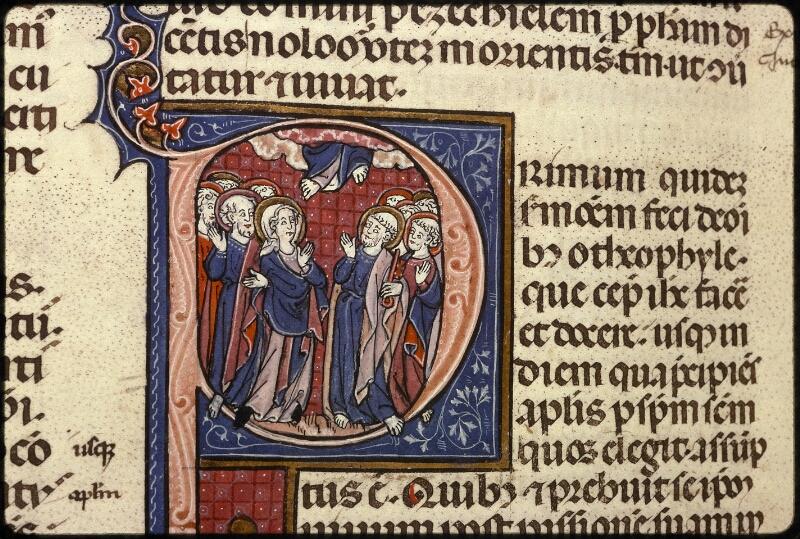 Prague, Musée nat., Bibl., XII. A. 10, f. 434v - vue 2