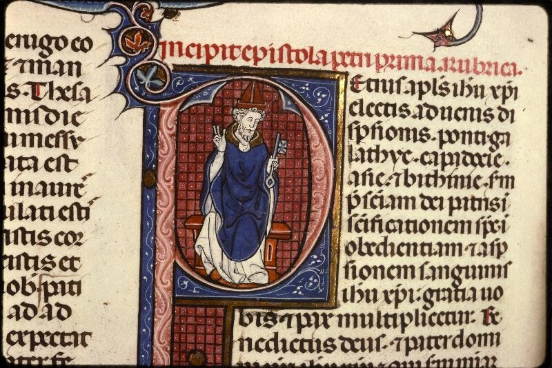 Prague, Musée nat., Bibl., XII. A. 10, f. 448v
