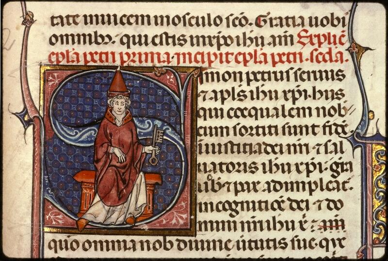 Prague, Musée nat., Bibl., XII. A. 10, f. 450