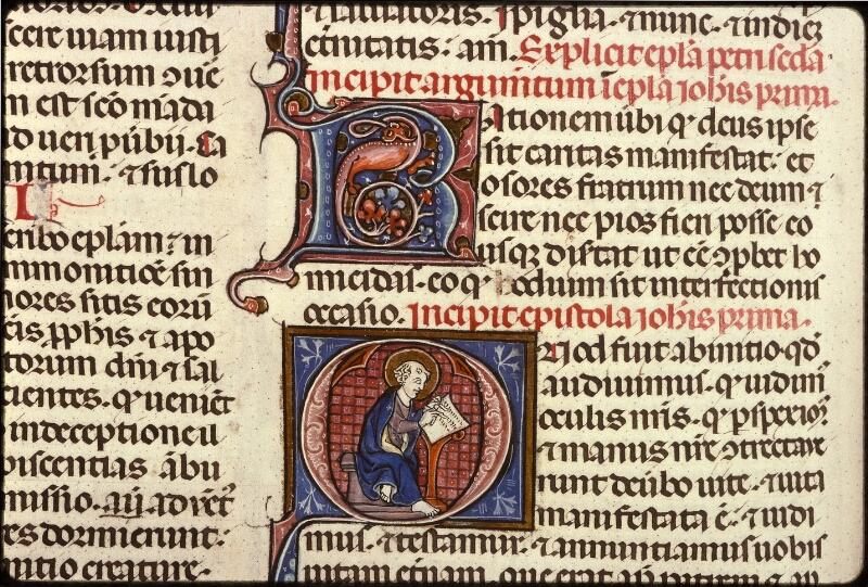 Prague, Musée nat., Bibl., XII. A. 10, f. 450v