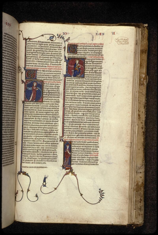 Prague, Musée nat., Bibl., XII. A. 10, f. 452 - vue 1
