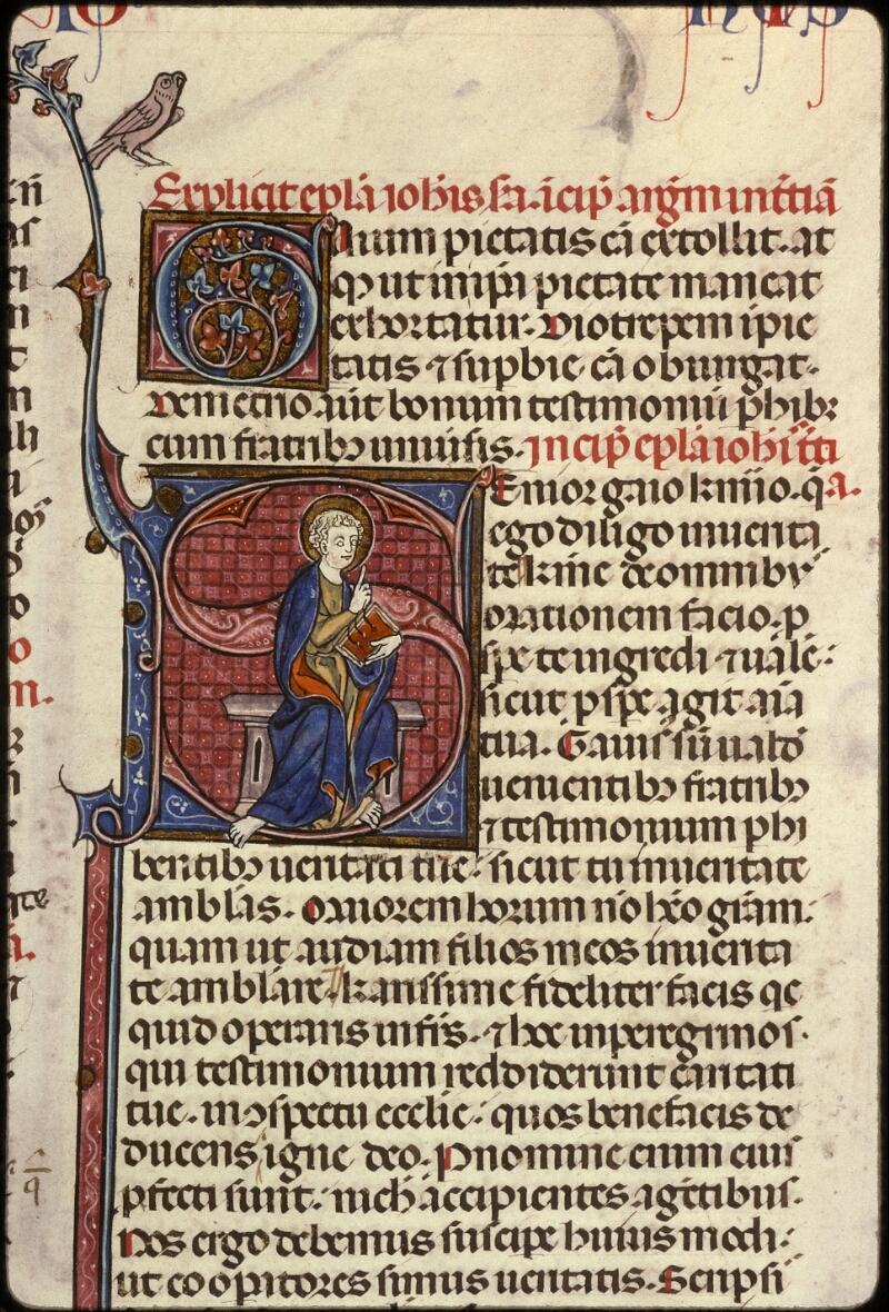 Prague, Musée nat., Bibl., XII. A. 10, f. 452 - vue 3