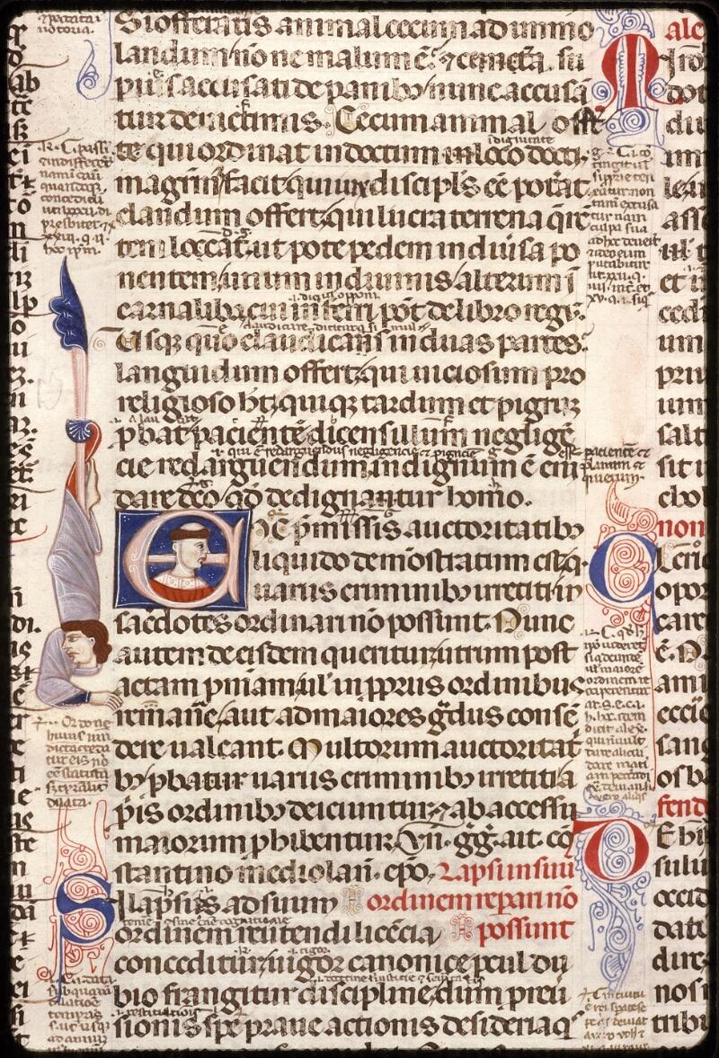 Prague, Musée nat., Bibl., XII. A. 12, f. 041v