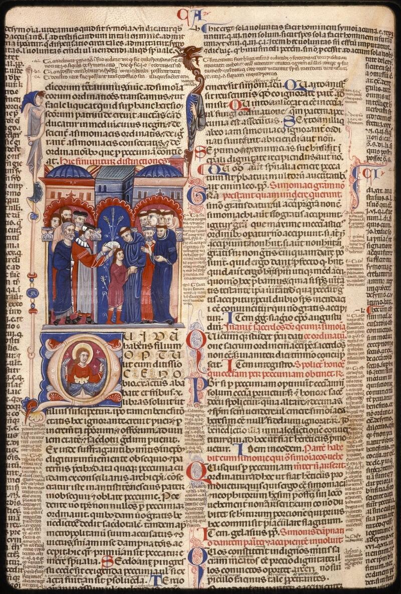 Prague, Musée nat., Bibl., XII. A. 12, f. 080v - vue 1