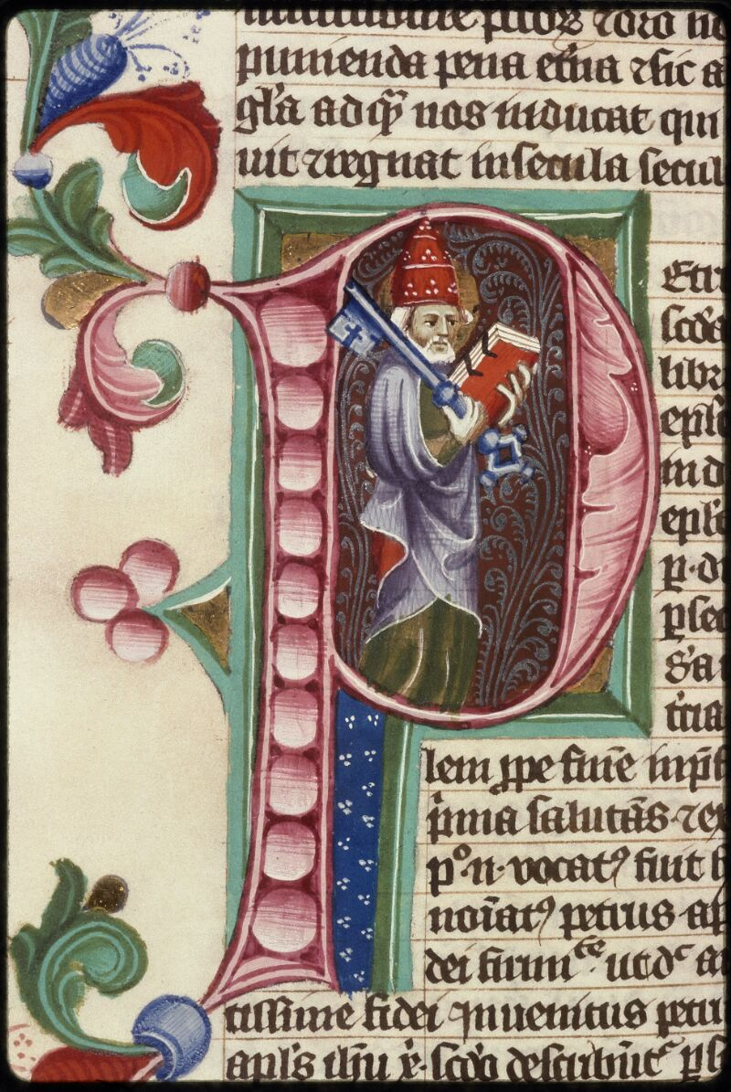 Prague, Musée nat., Bibl., XII. A. 17, f. 252v