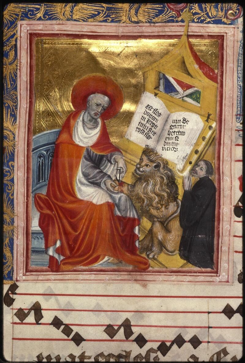 Prague, Musée nat., Bibl., XII. A. 18, f. 001 - vue 3