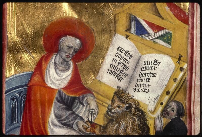Prague, Musée nat., Bibl., XII. A. 18, f. 001 - vue 4