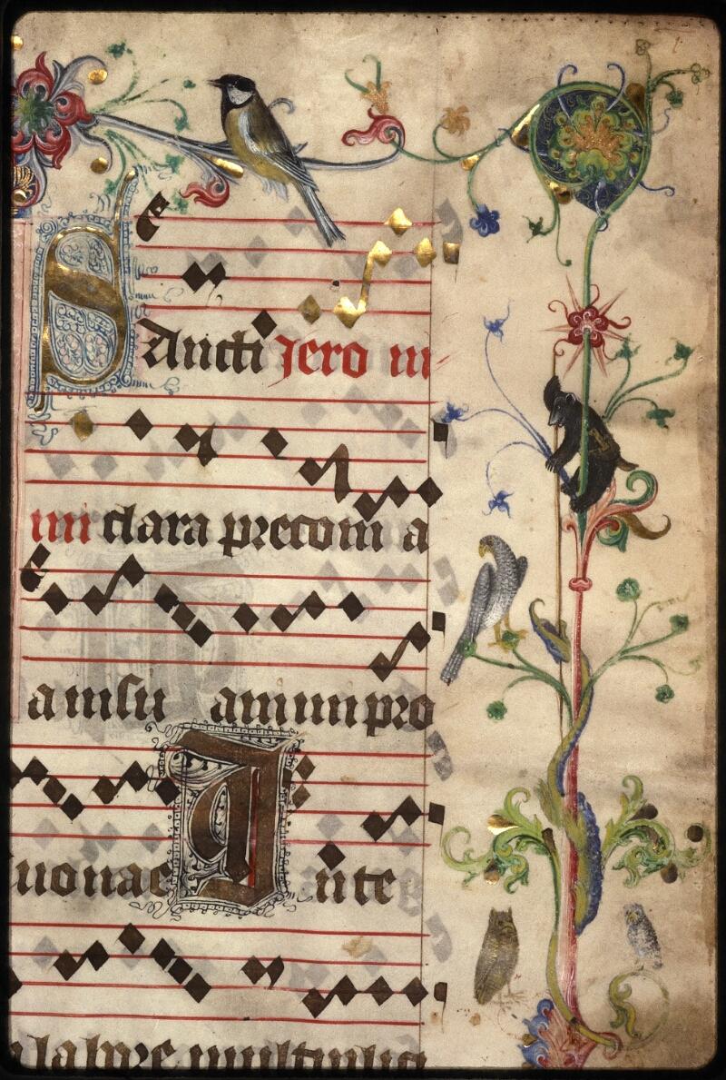 Prague, Musée nat., Bibl., XII. A. 18, f. 001 - vue 6