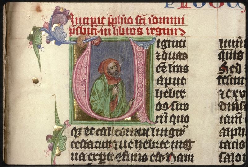 Prague, Musée nat., Bibl., XII. A. 19, f. 001 - vue 3
